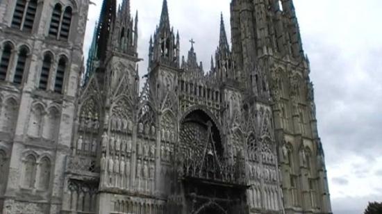 รูออง, ฝรั่งเศส: Cathédrale de Rouen