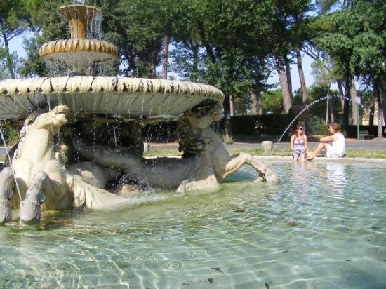 วิลลาบอร์กีส: Villa Borghese