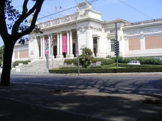 วิลลาบอร์กีส: Nazionale d'Arte Moderna
