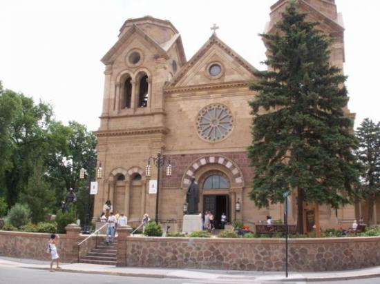 ซานตาเฟ, นิวเม็กซิโก: the Basilica