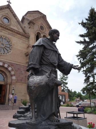 ซานตาเฟ, นิวเม็กซิโก: St Francis of Assisi