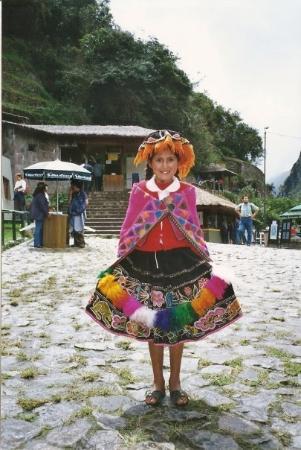 มาชูปิกชู, เปรู: Machu Pichu, Peru