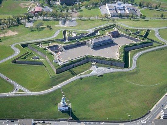 Site historique de la Citadelle : Halifax Citadel