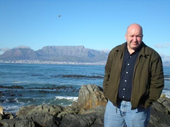 Robben Island Museum: Cape Town see from Robin Island