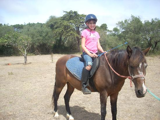 Quinta do Scoto: Horse back riding