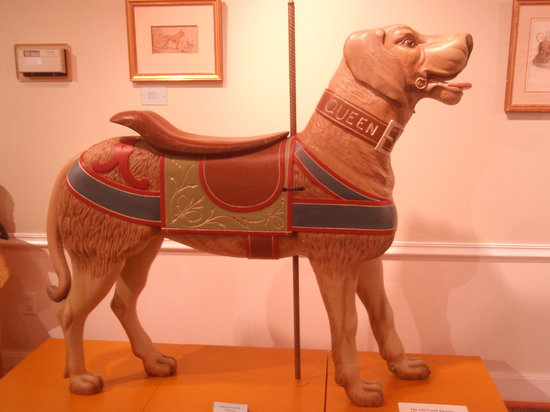 ‪American Kennel Club Museum of the Dog‬