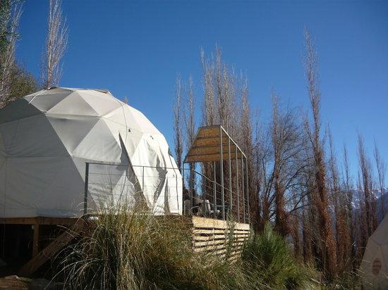 Hotel Astronomico Elqui Domos