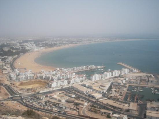 Agadir Fishing Port : the Port in Agadir