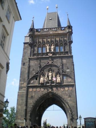 Old Town Bridge Tower: Old Town Tower