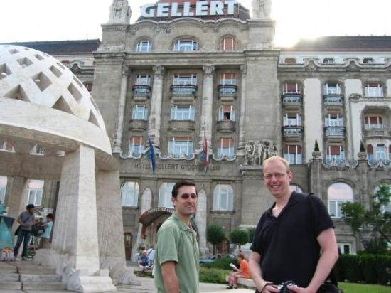Gellert Spa ภาพถ่าย