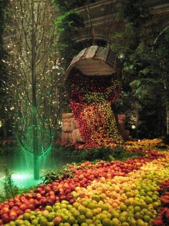 Bellagio Conservatory & Botanical Garden: Bellagio - botanic garden