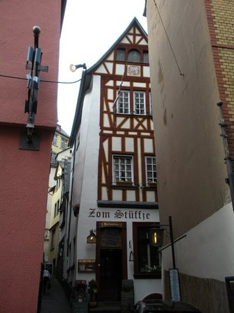 Zom Stuffje: Oldest restaurant in Cochem