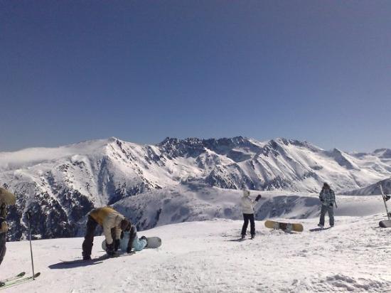 บันสโก, บัลแกเรีย: vrh Todorka, 2600m NM