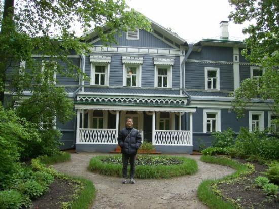 Клин, Россия: Tchaikovsky museum in Klin