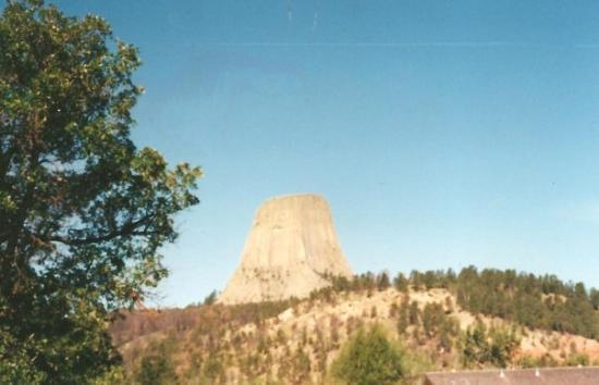 เดวิลส์ทาวเวอร์, ไวโอมิง: Devil's Tower