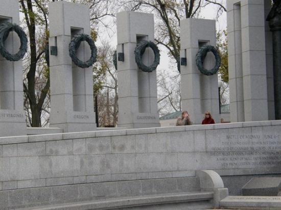 อนุสรณ์สงครามโลกครั้งที่ 2: WWII Memorial