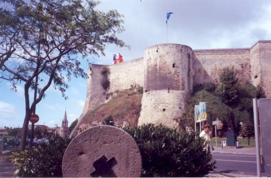 ก็อง, ฝรั่งเศส: Chateau de Guillaume le Conquerant - Caen, Bas - Normandie