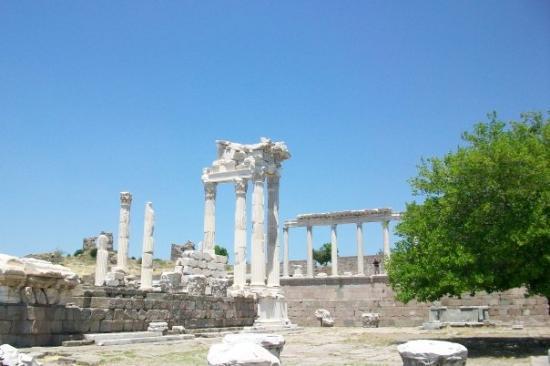 เมืองโบราณเอเฟซัส: Ephesus
