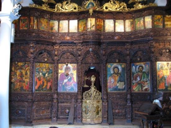 สโกเปีย, สาธารณรัฐมาซิโดเนีย: Church of Sveti Spas, Skopje