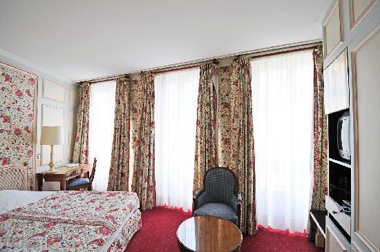 Hotel Le Regent: room 41