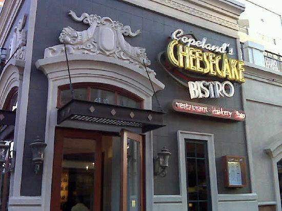 Copeland S Cheesecake Bistro Atlanta Atlantic Station