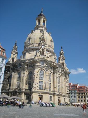 เฟราเอนเคอร์ค: Freuenkirsche..Dresden juni 2008