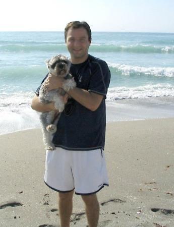 เวนิส, ฟลอริด้า: Venice Dog Beach -02-02-08