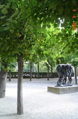 พิพิธภัณฑ์รอแด็ง: Musée Rodin - The Three Shades