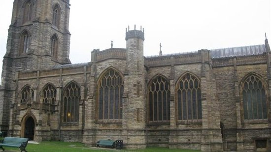 Йовил, UK: 400 Year Old Church In Yeovil, UK