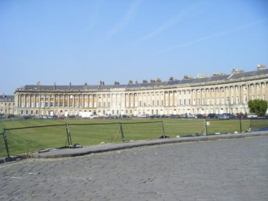 Royal Crescent: Bath - Royal Cresent
