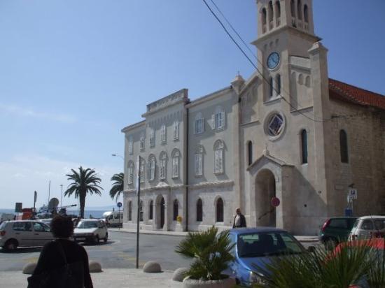 Church Of St Francis  Split - Picture Of Split  Split-dalmatia County