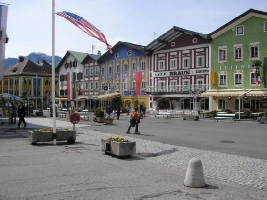 Mondsee ภาพถ่าย