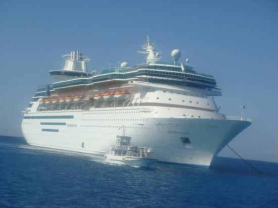 Nassau, New Providence Island: MAJESTY OF THE SEAS