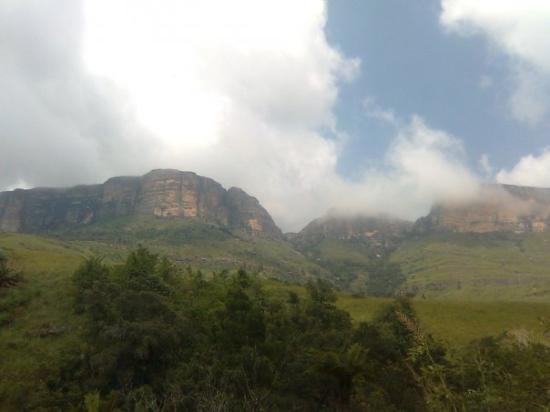 uKhahlamba-Drakensberg Park, Sydafrika: Ukahlamba-Drakensberg National Park