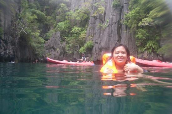 El Nido, Philippines (small lagoon)