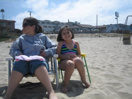 ปิสโมบีช, แคลิฟอร์เนีย: Alexa showin off her bathing suit