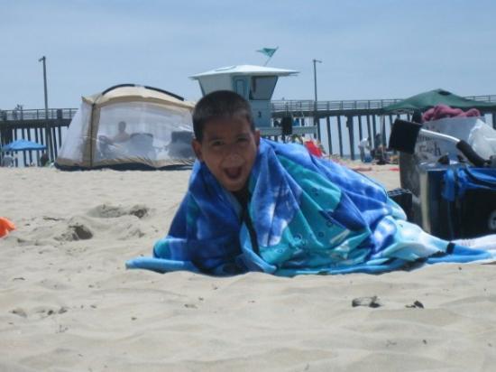 ปิสโมบีช, แคลิฟอร์เนีย: My cousin Hector (Turtle)