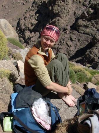 Mount Toubkal : break for dates