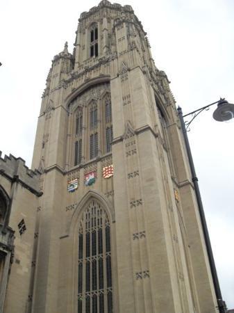 บริสตอล, UK: University West England