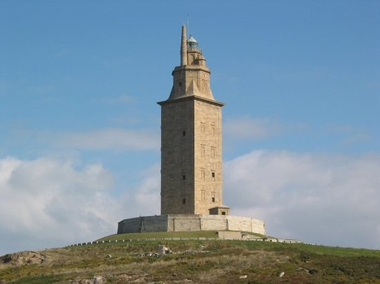 ‪Tower of Hercules (Torre de Hercules)‬