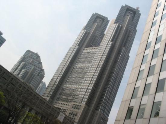 ชินจูกุ, ญี่ปุ่น: Dios, adoro este edificio.