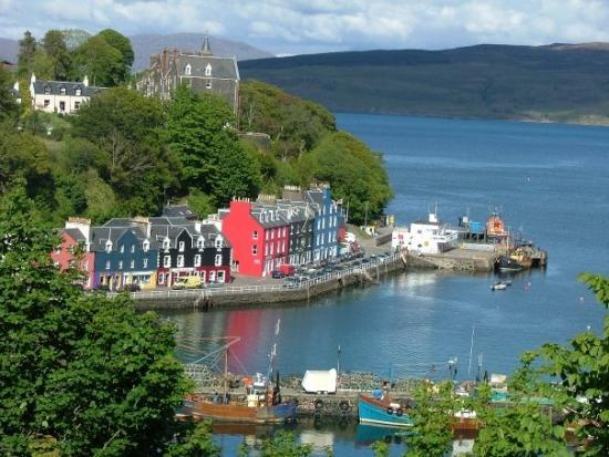 Tobermory United Kingdom  city photos gallery : Tobermory Picture of Isle of Mull, The Hebrides TripAdvisor