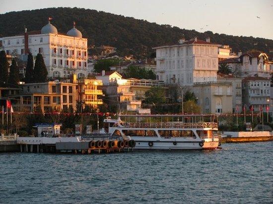 Buyukada, Turkije: Stambuł//Turcja