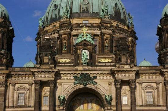 Berliner Dom ภาพถ่าย