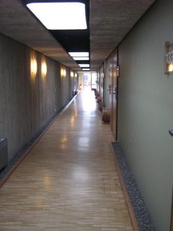 Nacka, السويد: Hallen utanför vårt rum på Yasuragi. 2008.