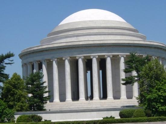 Jefferson Memorial ภาพถ่าย