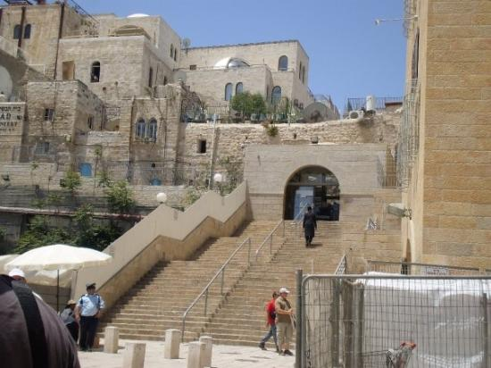 Gerusalemme muro del pianto picture of jerusalem for Boutique hotel gerusalemme