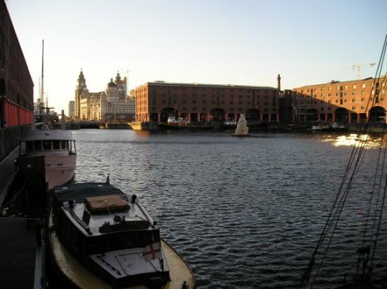 Royal Albert Dock Liverpool ภาพถ่าย