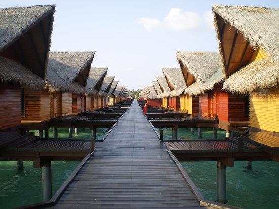 阿達蘭胡度蘭島度假村照片