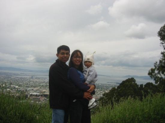 เบิร์กลีย์, แคลิฟอร์เนีย: Angel and Fulvia, visit in may 2005